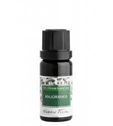 Testry éterických olejů - Majorán 2 ml testr sklo - E0044AV - 2 ml