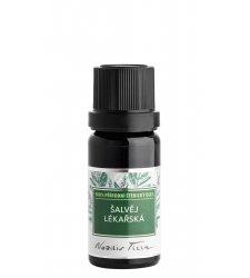 Testery éterických olejů - Šalvěj lékařská 2 ml tester sklo - E0062AV