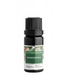 Testry éterických olejů - Mandarinka 2 ml testr sklo - E0038AV