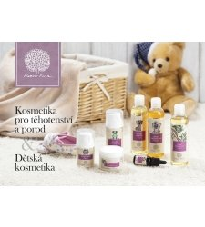 Propagační materiály - Brožura - Dětská a těhotenská kosmetika - MAR017 - 1 ks