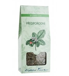 Sypané bylinné čaje - Čaj předporodní 50 g - J009