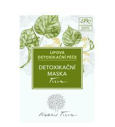 Vzorky přírodní kosmetiky - Detoxikační maska Tilia 3 ml - vzorek sáček - N2202VZS