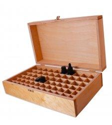 Praktické pomůcky - aromaterapie a kosmetika - Kufřík na éterické oleje - T0127