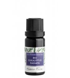 Testry éterických olejů - Bio Eukalyptus radiata 2 ml testr sklo - B0002AV