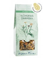 Sypané bylinné čaje - Čaj Vlčihorská zahrádka 50 g - J007 - 50 g