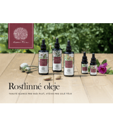 Propagační materiály - Brožura - Rostlinné oleje - MAR016