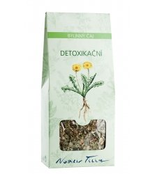 Sypané bylinné čaje - Čaj detoxikačný 50 g - J012 - 50 g