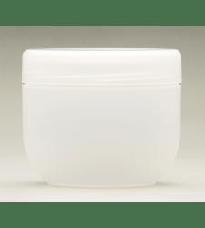 Obaly na kosmetiku - Dóza pískovaná 500 ml - K0032