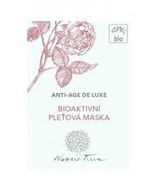 Vzorky prírodnej kozmetiky - Bioaktívna pleťová maska - vzorek sáček - N2002VZS
