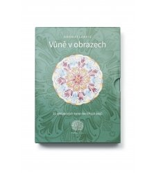 Knihy oaromaterapii a přírodní kosmetice - Vůně v obrazech - T0174