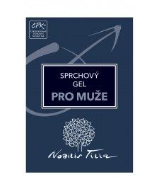 Vzorky v sáčku - Sprchový gel pro muže 3 ml - vzorek sáček - N6002VZS
