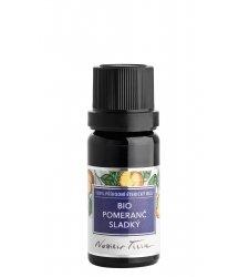 Pomoc aromaterapií a éterickými oleji - Éterický olej bio Pomeranč - B0017B - 10 ml