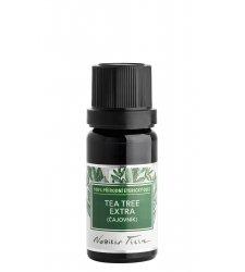 Pomoc aromaterapiou a éterickými olejmi - Éterický olej Tea tree extra (čajovník) - E0125B - 10 ml