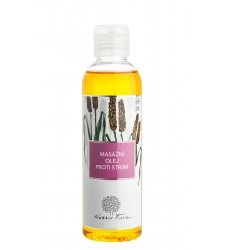 Prípravky proti celulitíde a striám - Masážny olej proti striám - N1140I - 200 ml