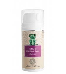 Krémy a kosmetika pod plenky - Mycí intimní balzám Jůlinka - N0816M - 100 ml