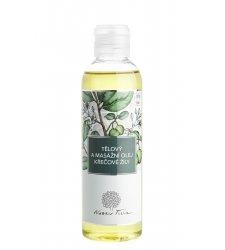 Prírodné masážne oleje - Telový a masážny olej Kŕčové žily - N1138I - 200 ml