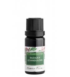 Éterický olej Bazalka levanduľová