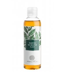 Přírodní šampony a vlasová kosmetika - Šampon na mastné vlasy - N0918I - 200 ml