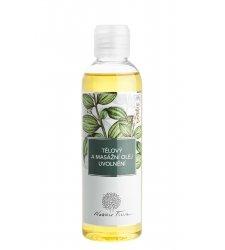 Prírodné masážne oleje - Telový a masážny olej Uvoľnenie - N1128I - 200 ml