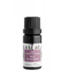 Směsi éterických olejů - Směs éterických olejů Péče při migréně - E2003B - 10 ml
