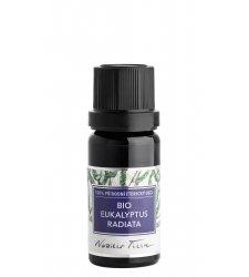 Pomoc aromaterapií a éterickými oleji - Éterický olej bio Eukalyptus radiata - B0002A - 5 ml
