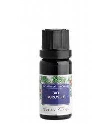 Pomoc aromaterapií a éterickými oleji - Éterický olej bio Borovice - B0011B - 10 ml