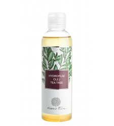 Hydrofilné umývacie oleje - Hydrofilný olej s Tea tree - N0905I - 200 ml