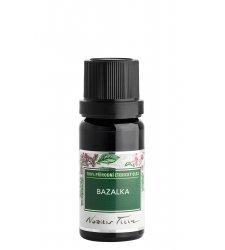 Pomoc aromaterapií a éterickými oleji - Éterický olej Bazalka - E0005B - 10 ml