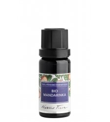 BIO éterické oleje - Éterický olej bio Mandarinka - B0023B - 10 ml