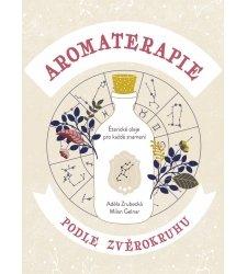 Knihy o aromaterapii a prírodnej kozmetike - Aromaterapia podl'a zverokruhu - T0175