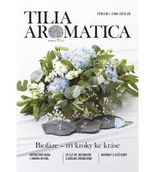 Propagační materiály - Časopis - Tilia Aromatica podzim 2019 - MAR350