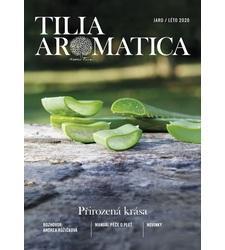 Propagačné materiály - Časopis - Tilia Aromatica jar 2020 - MAR356