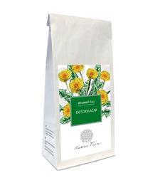 Sypané bylinné čaje - Čaj detoxikačný - J016