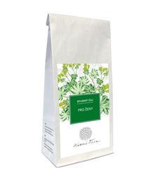 Sypané bylinné čaje - Čaj pre ženy - J015