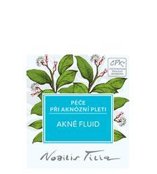 Vzorky přírodní kosmetiky - Akné fluid 1 ml - vzorek sáček - N0133VZS