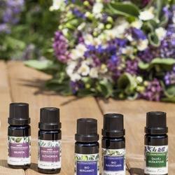Kurzy Nobilis Tilia - Praktická aromaterapie pro každého - KPRAROMON03 - Online kurz, 30. 03. 2021