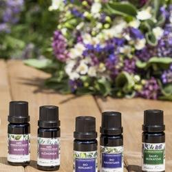 Kurzy Nobilis Tilia - Praktická aromaterapie pro každého - KPRAROMON11 - ONLINE, 23. 11. 2021