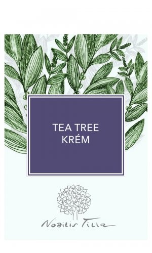 Tea tree krém - vzorek sáček