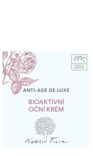 Bioaktivny očný krém - vzorek sáček
