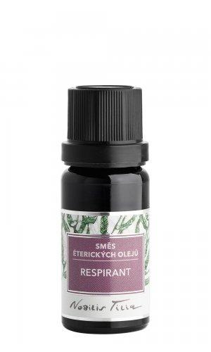 Respirant 2 ml testr sklo