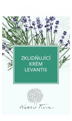 Zklidňující krém Levantis 2 ml - vzorek sáček