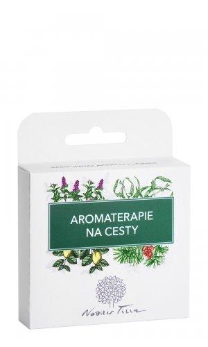 Aromaterapia na cesty