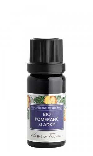 Bio Pomeranč, sladký 2 ml testr sklo