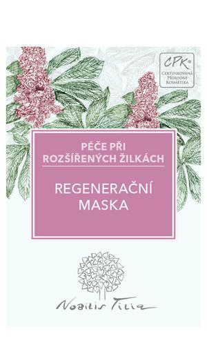 Regenerační maska na rozšířené žilky 2 ml - vzorek sáček