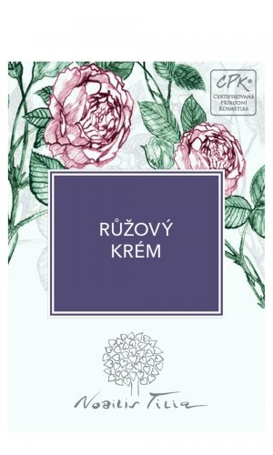 Ružový krém - vzorek sáček