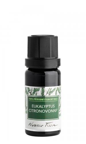 Eukalyptus citrónovonný 2 ml testr sklo