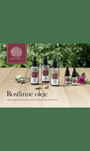 Brožura - Rostlinné oleje