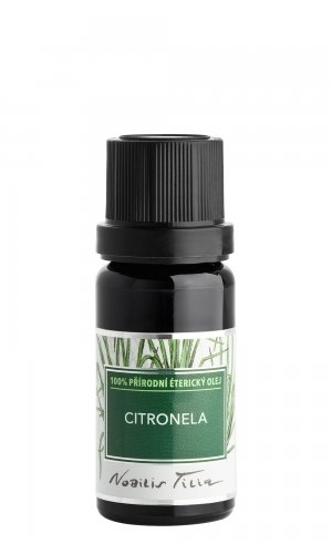 Citronela 2 ml testr sklo