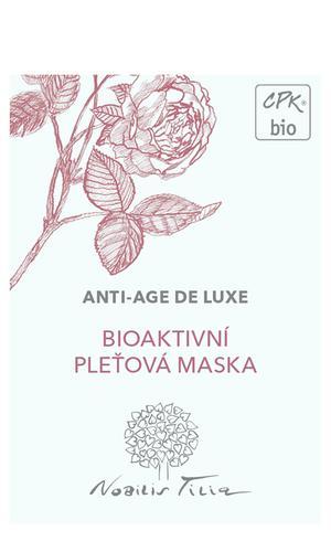 Bioaktivní pleťová maska 2 ml - vzorek sáček
