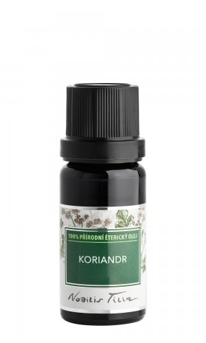 Éterický olej Koriandr
